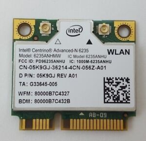 Drivers Update: Dell XPS L421X WLAN