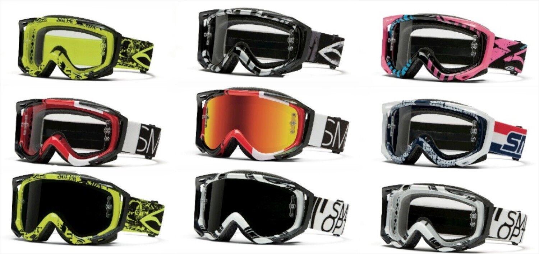Smith OPTICS Motosport Goggle Sweat-X v.2 MAX M vari Coloreeei NUOVO