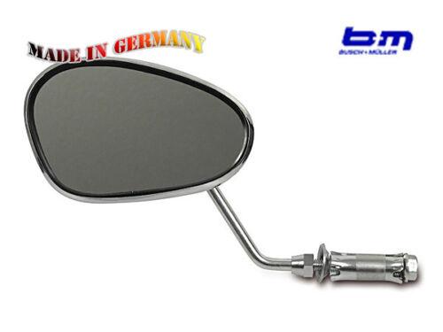 standard gauche s50 s51 s70 sr50 kr51 sr4-2 Miroir de guidon fixation intérieur