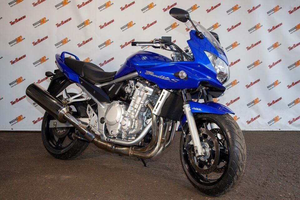 Suzuki, GSF650SAK7, 650