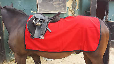 Brand new My Choice Large horse fabric exercise sheet various colours