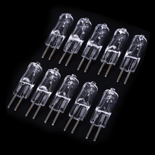 G5.3 35W//50W Sockel Halogen JC Typ Glühbirnen Licht Lampe Gelb Licht Best HQCSD