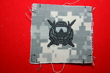 US ARMY SPECIAL FORCES DIVER BADGE ACU AFGHANISTAN PATCH AIRSOFT PAINTBALL