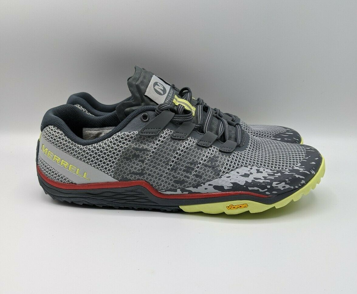 NEW Merrell J50261 Glove 5 3D Color Men's 8 Trail Athletic Barefoot Lace Shoes