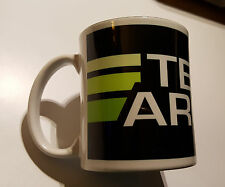 "Reproduction Vintage Arctic Cat ""Team Arctic"" Snowmobile Logo Coffee Mug"