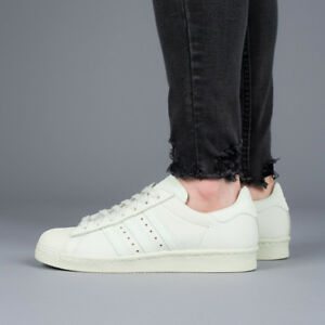 SCARPE DONNA/JUNIOR SNEAKERS ADIDAS ORIGINALS SUPERSTAR 80s CQ2658