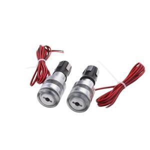 Manubrio-Luce-Bar-End-LED-Misto-Peso-Indicatore-Di-Direzione-Per-Moto