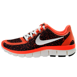 3170dfff0492a Nike Free 5.0 V4 Sneaker Running Sport Shoes Trainers black 511281 ...