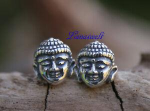 1 Paar Ohrstecker mit Perlschale 3 mm und Ohrmutter in 925// Silber