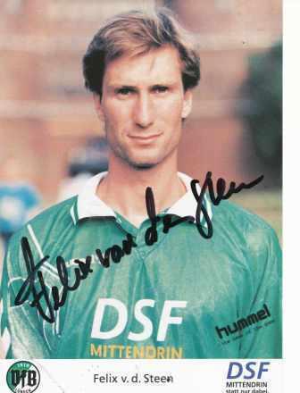 AK 3245 Felix van der Steen VfB Lübeck