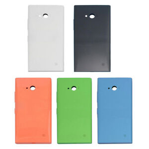 competitive price cff97 976de Details about Original For Nokia Lumia 730 Housing Battery Back Door Rear  Cover Case Replace!