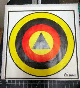 Targets Lot Of R&m Targets Replacement Center 8x8x2 Archery Target 4lb Density Foam Sporting Goods