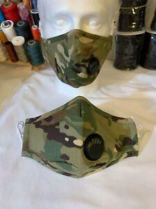 Army-OCP-Face-Mask-Respirator-with-2x-HEPA-Filter-Valve-amp-Nose-Bridge