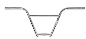 S&M BIKE FUBAR BARS  9 INCH RISE CHROME TEN  INCH 9  FU BMX BIKE BAR HANDLEBAR  great selection & quick delivery