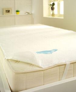 Wasserdichte-Matratzenauflage-Inkontinenzauflage-Matratzenschutz