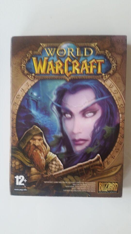 World of Warcraft, til pc, anden genre