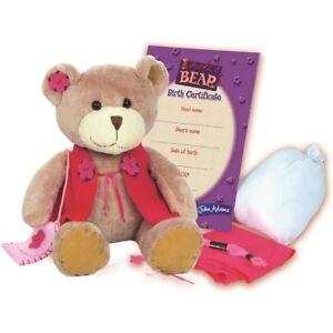 4bf18b9535f John Adams Easy Sewing Make A Teddy Bear Cute Jacket Brand New Tatty ...