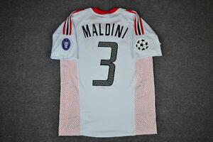 Maglia Milan 2003-2007 Finale Kaka Seedorf Piatek Suso Paqueta Bakayoko Maldini