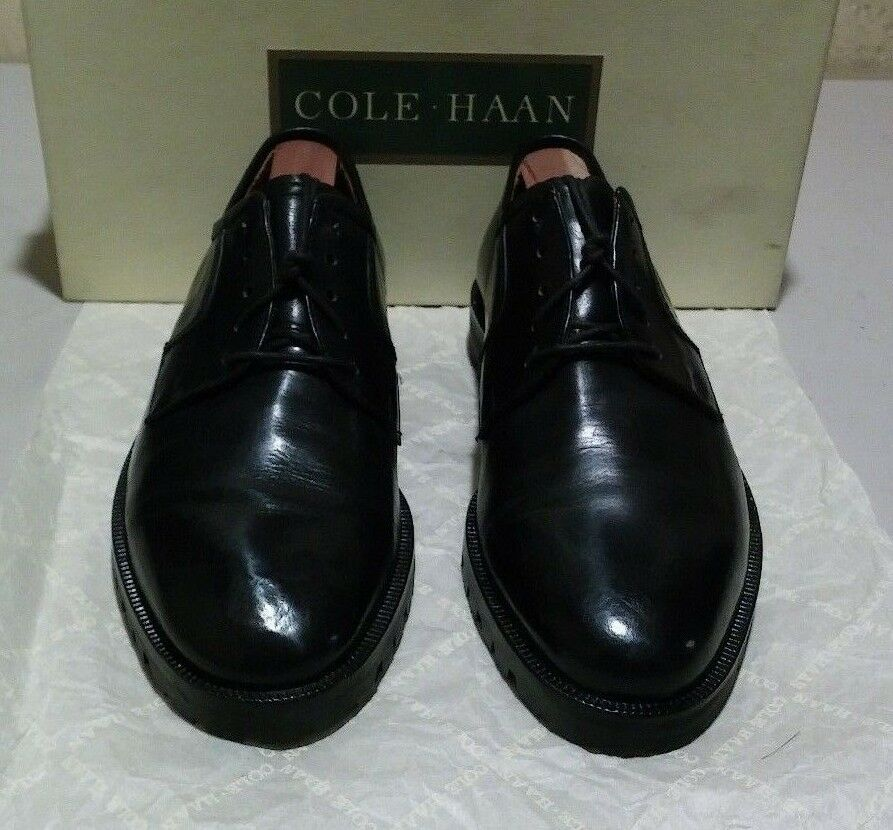 risparmia il 50% -75% di sconto New Cole-Haan Adrano 7 M nero (299) (299) (299)  prezzi bassi di tutti i giorni