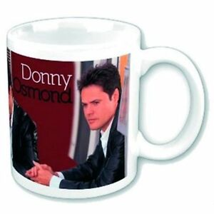Image Is Loading Official Donny Osmond Winnebago Ceramic Boxed Mug