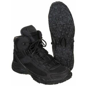 reputable site 28db0 6e34c Dettagli su MAGNUM Anfibi Stivali Scarponi militari uomo trekking Assault  Tactical 5.0 Black