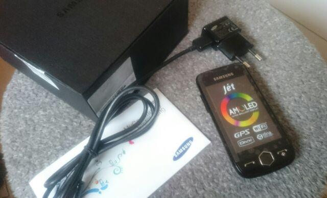 Samsung  Jet GT-S8000 (Ohne Simlock) Handy