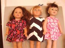 """DOLL CLOTHES AMERICAN GIRL 18"""" LOT OF CLOTHES 4 PIECE  CLEARANCE  SET 3"""