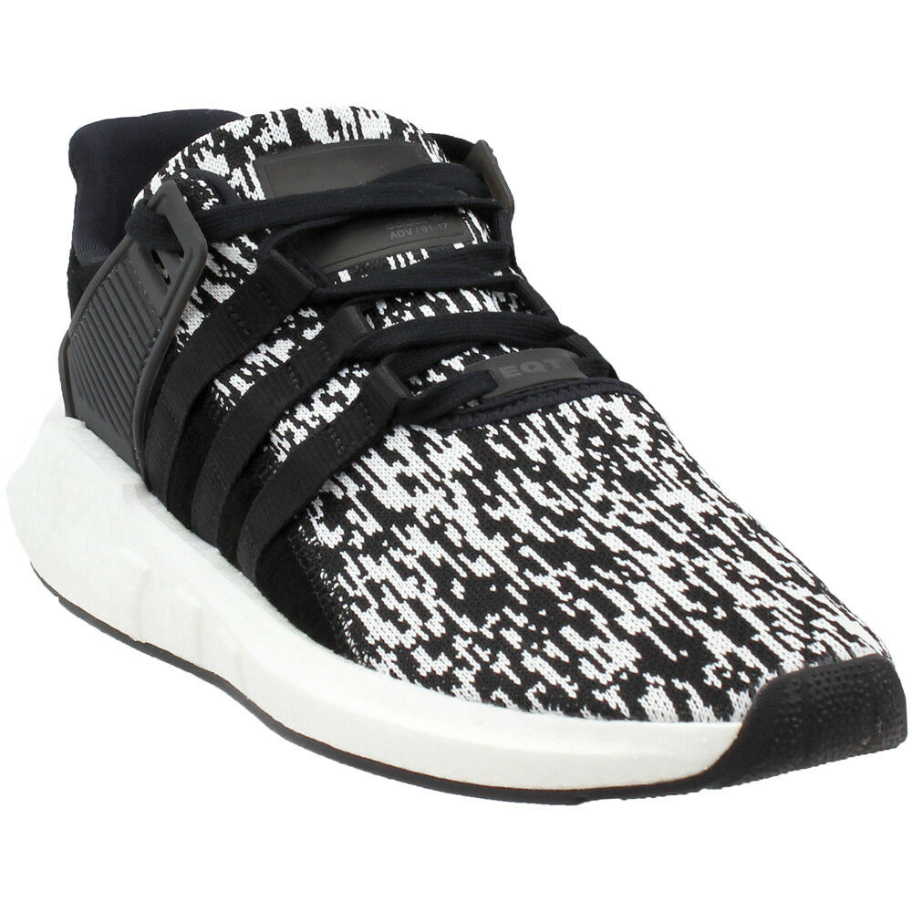 adidas EQT SUPPORT 93/17 - Black - Mens