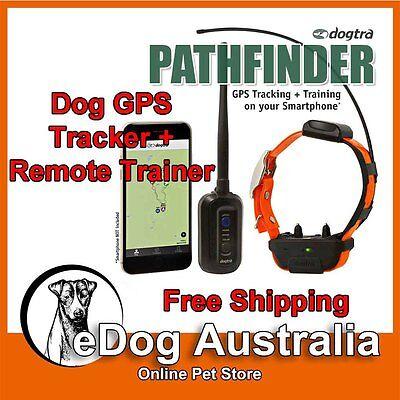 Dogtra Pathfinder Dog Remote Training Collar Dog GPS TRACKING COLLAR GPS TRACKER