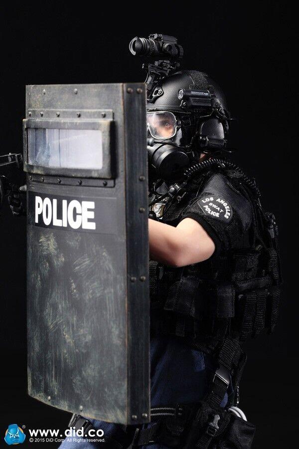 DRAGON IN DREAMS DID 1 6 MODERN US DENVER LAPD SWAT 2  LOS ANGELES POLICE MA1006