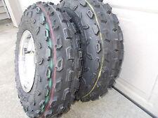 1987 Honda TRX 250X ONLY !!! (2) Tire Wheel Rim Kit Radial Front 21X7-10 / 1987