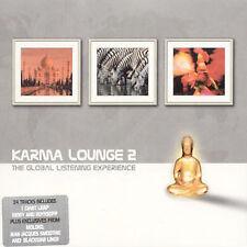 KARMA LOUNGE, VOL. 2 (NEW CD)