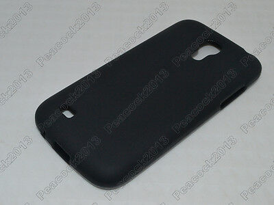 Black Matting TPU Silicone CASE Cover For Samsung Galaxy S4 MINI I9190
