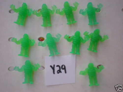 EXOGINI MINT 10 10 10 PCS COBRA OPAQUE GREEN Y29 MINT SERIES1 35b027