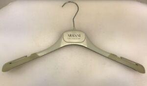 Armani-Collezioni-Plastic-Hanger-Clothes-Dress-Coat-Jacket-Giorgio-Collection