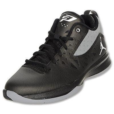 487429-003 Nike Jordan CP3.V (GS) Black