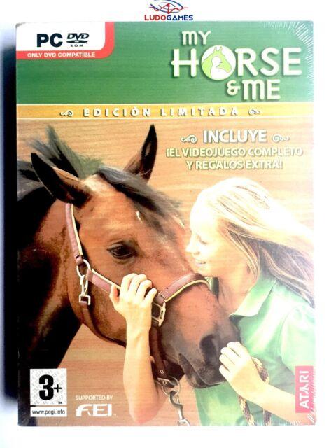 My Horse & Me Limitada PC Nuevo Precintado Retro Videogame Videojuego Sealed New