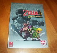The Legend Of Zelda Spirit Tracks Prima Games Game Premiere Edition Book