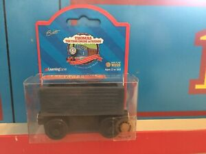 Details About Brand New Rare Retired Thomas Wooden Railway Gray Grey Troublesome Truck Nib