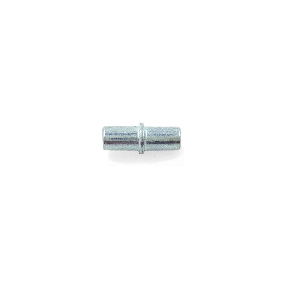 2000pcs 5mm Zinc Plated Split-Collar Cabinet Shelf Support Pin Peg
