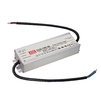 MW Mean Well CLG-100-36 LED AC//DC Power Supply Single-OUT 36V 2.65A 95.4W 5-Pin
