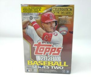 2020-Topps-Series-Two-Baseball-MLB-Trading-Cards-Blaster-Box-TARGET-EXCLUSIVE