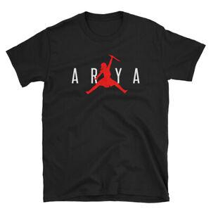 Air-Arya-Stark-Jordan-Jumpman-Unisex-T-Shirt-For-Game-Of-Thrones-Fans