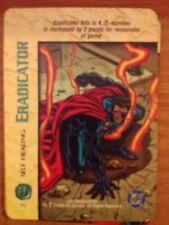 DC Overpower Eradicator Self Healing NrMint-Mint Card
