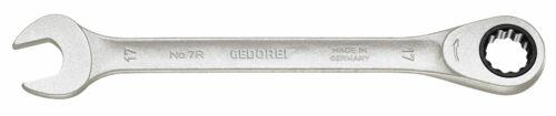Gedore 2297159 Combinaison À CLIQUET Clé 17 mm