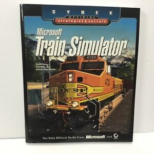 Microsoft-Train-Simulator-Official-Strategies-and-by-Chong-David-Paperback