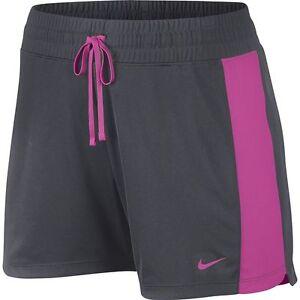 Details about Nike Dri-FIT Knit Workout Shorts - Women s  f82143fb6d