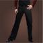 Men/'s Salle De Bal Danse Latine loose Stade Costume pratique moderne Pantalon YH