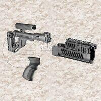 Fab Defense - Tactical Vz Conversion & Accessory Kit - Sa-58 Ag-58 Uas-vzp Sls