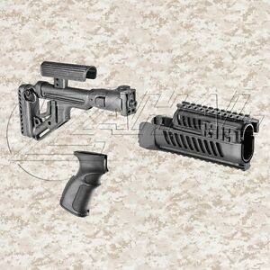 FAB Defense Tactical VZ Accessory Kit - Folding Stock, Grip